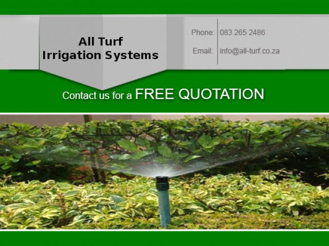 All Turf Irrigation Systems