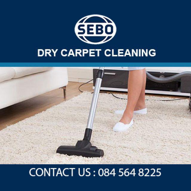 Dry Carpet Cleaning / Droog Mat Skoonmaak