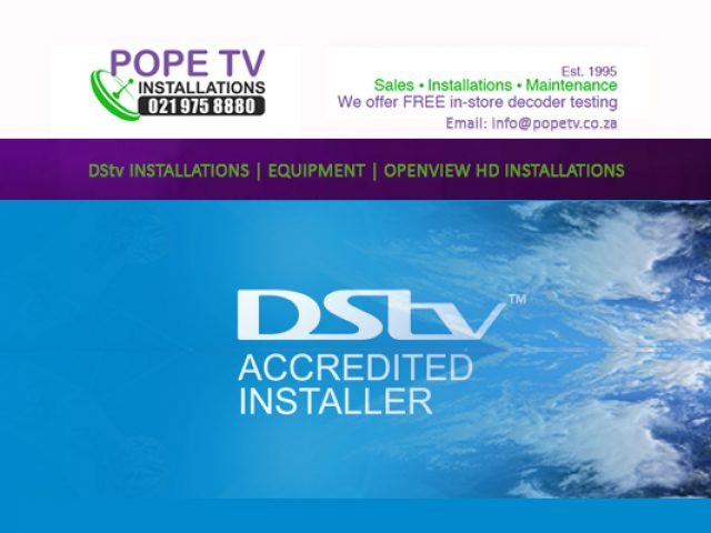 Pope TV Durbanville